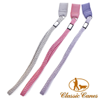 Triple Pack of Pastel Wrist Straps