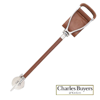 Tan  seat stick/shooting stick from Charles Buyers (#2149-01) Artcode: 005 Barcode: 5035566019918