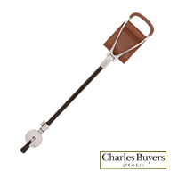 Tan  seat stick/shooting stick from Charles Buyers (#2149-02)